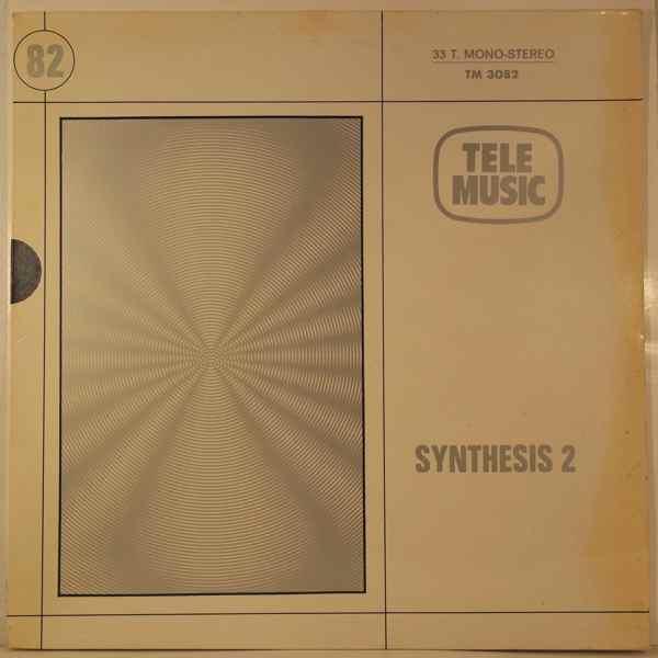 Marc Chantereau / Pierre-Alain Dahan Synthesis 2
