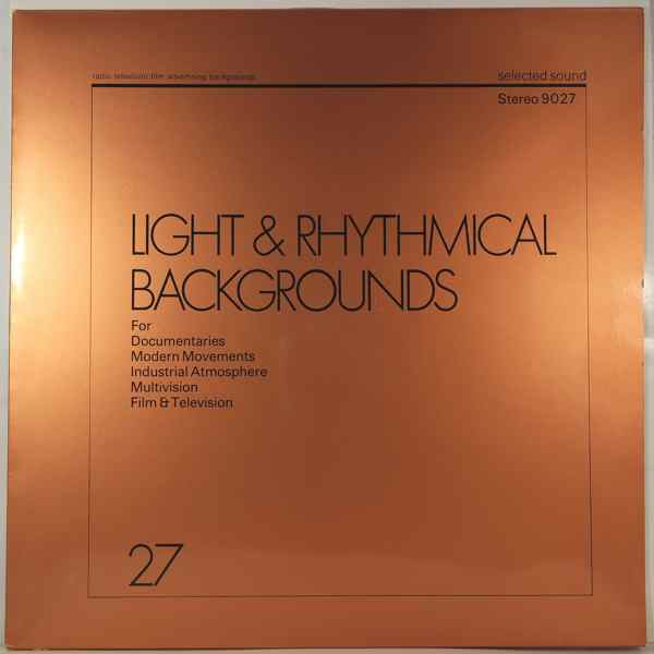 Various Light & Rhythmical Backgrounds