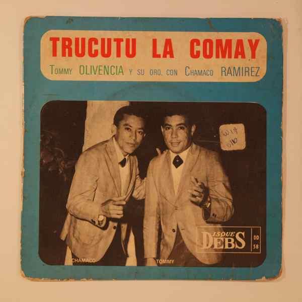 Tommy Olivencia Trucutu