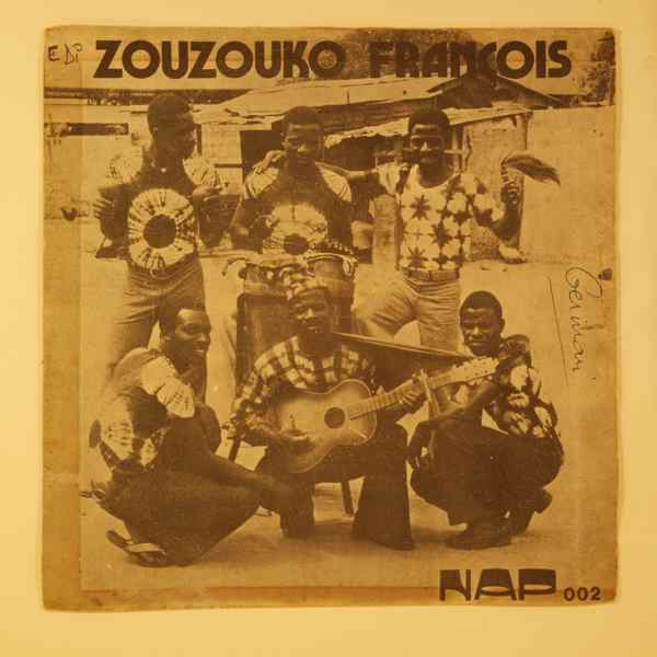 ZOUKOUKO FRANCOIS - Gbone-bame / Dozie - 45T (SP 2 titres)