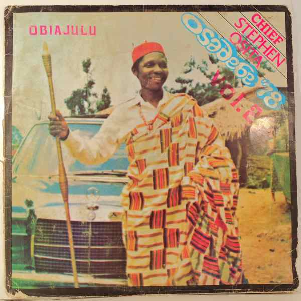 CHIEF STEPHEN OSITA OSADEBE & HIS NIGERIA SOUND MA - Osadebe 78 - LP