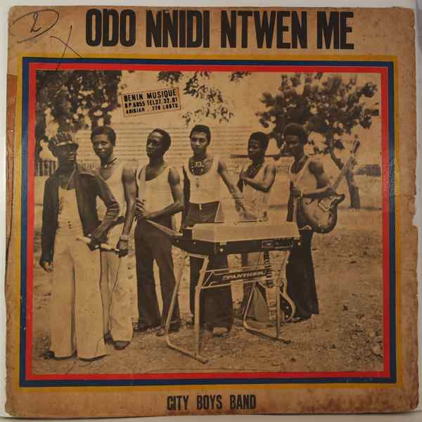 City Boys International Band Odo nnidi ntwen me