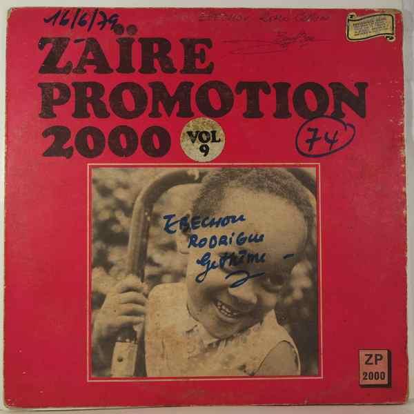 LM Kiland & Orchestre Mabatalai Zaire Promotion 2000 Vol. 9