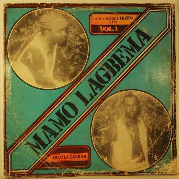 MAMO LAGBEMA - Laisses couler - LP
