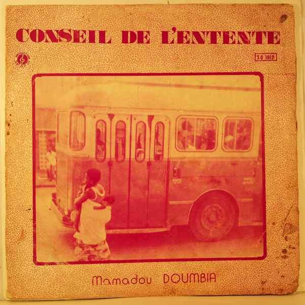 MAMADOU DOUMBIA - Conseil de l'entente - LP