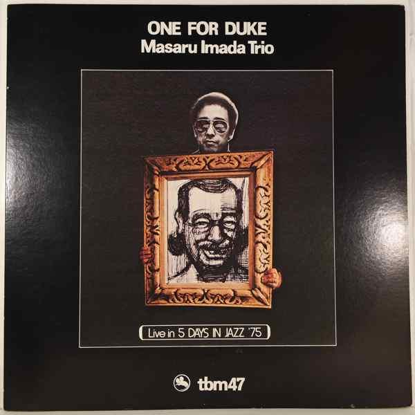 MASARU IMADA TRIO - One For Duke - LP