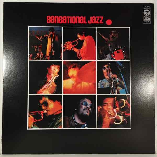 Various Sensational Jazz