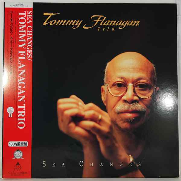 Tommy Flanagan Trio Sea Changes