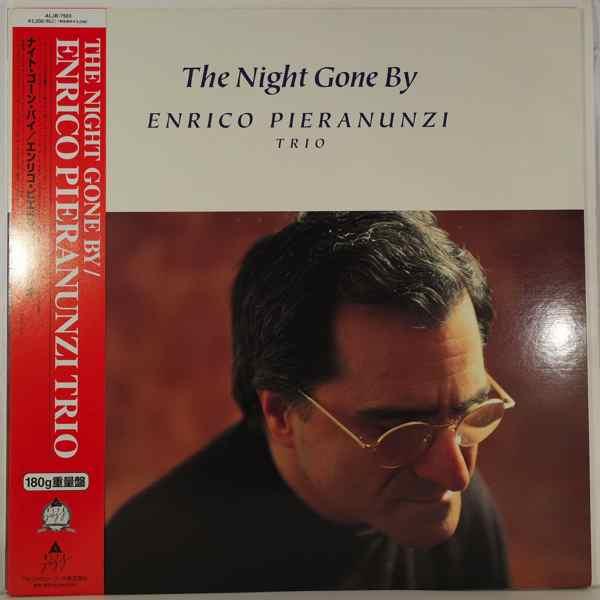 ENRICO PIERANUNZI TRIO - The Night Gone By - LP