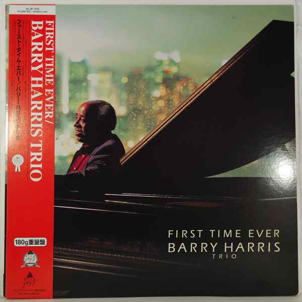 Barry Harris Trio First Time Ever