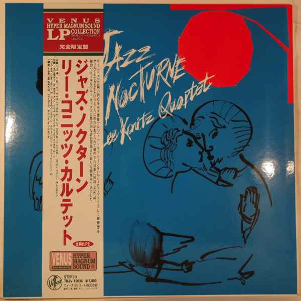 Lee Konitz Quartet Jazz Nocturne