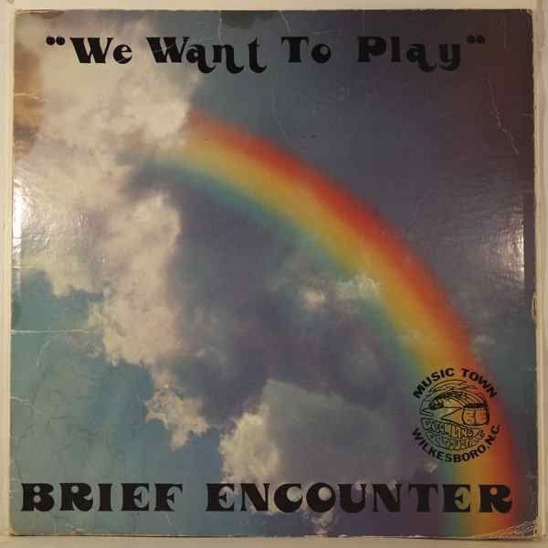 BRIEF ENCOUNTER - We want to play - LP