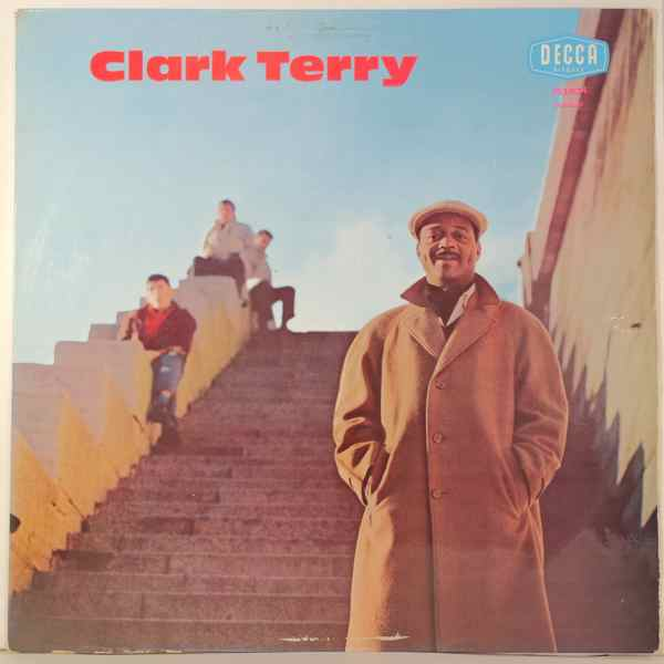 CLARK TERRY - Same - LP