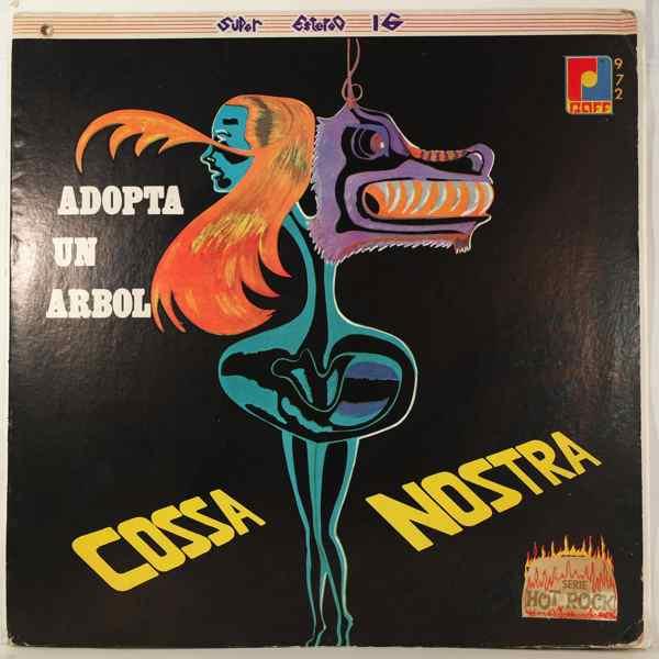 COSSA NOSTRA - Adopta un arbol - LP