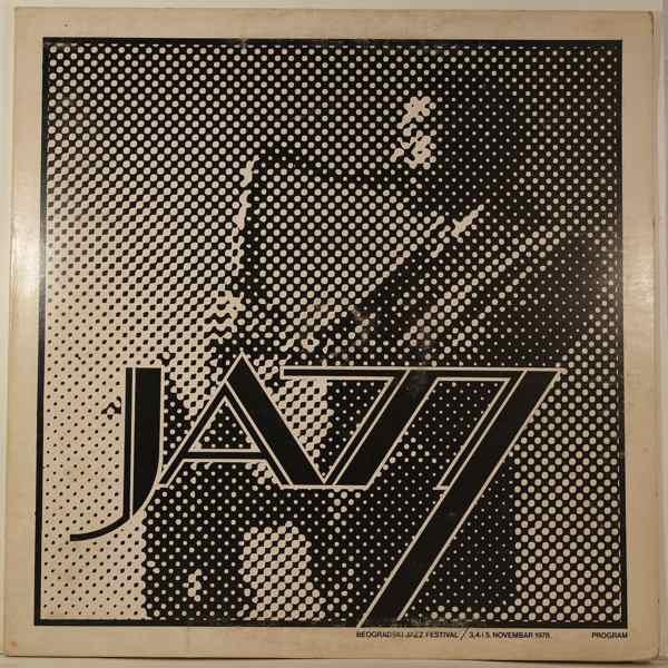 JAZZ ORKESTAR RTB - Beogradski Jazz Festival (3., 4. & 5. November 1978) - LP