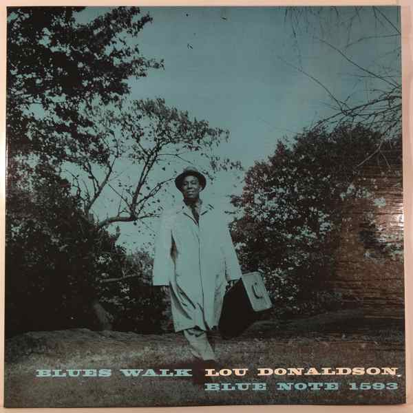 Lou Donaldson Blues Walk