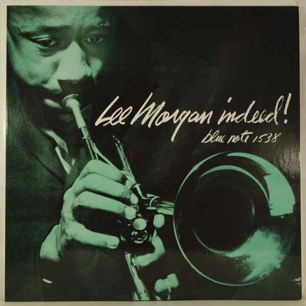 Lee Morgan Presenting