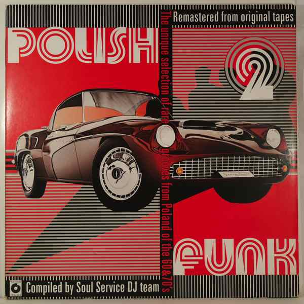 VARIOUS - Polish Funk 2 - LP