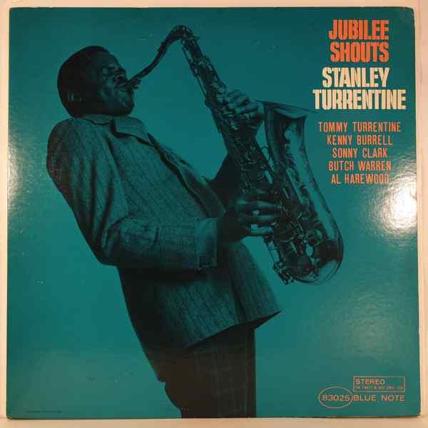 STANLEY TURRENTINE - Jubilee Shouts - LP