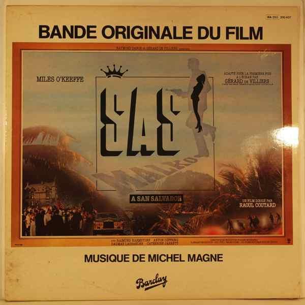 MICHEL MAGNE - SAS A San Salvador - LP