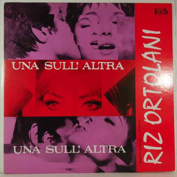 RIZ ORTOLANI - Una Sull' Altra - LP