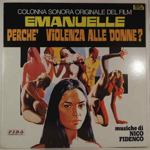 NICO FIDENCO - Emanuelle Perche' Violenza Alle Donne? - LP