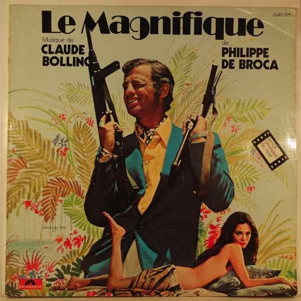 CLAUDE BOLLING - Le Magnifique - LP