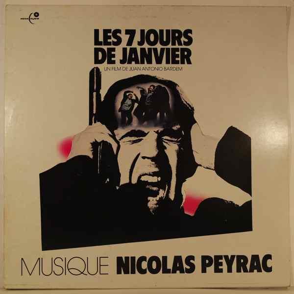 NICOLAS PEYRAC - Les 7 Jours De Janvier - 33T