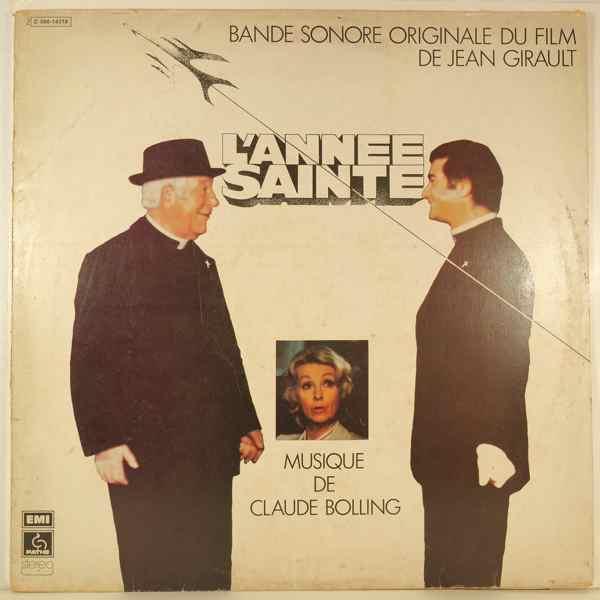 CLAUDE BOLLING - L'Annee Sainte - 33T