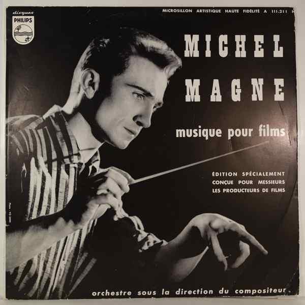 MICHEL MAGNE - Musique Pour Film - 33T