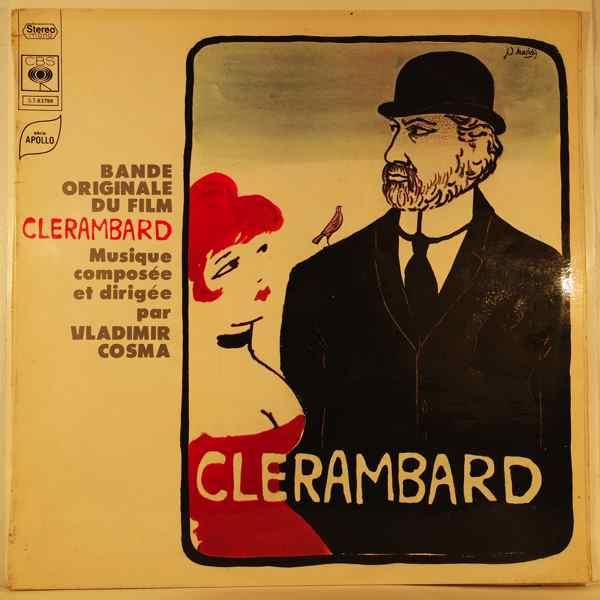 VLADIMIR COSMA - Clerambard - LP