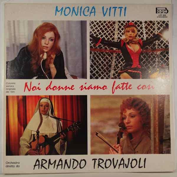 ARMANDO TROVAJOLI - Noi Donne Siamo Fatte Cosi - LP