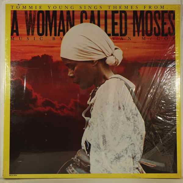TOMMIE YOUNG - A Woman Called Moses - LP
