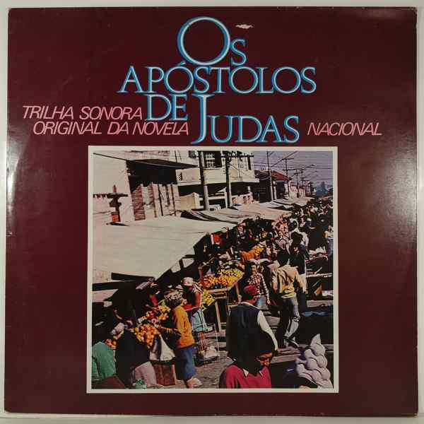 VARIOUS - Os Apostolos De Judas (Nacional) - LP