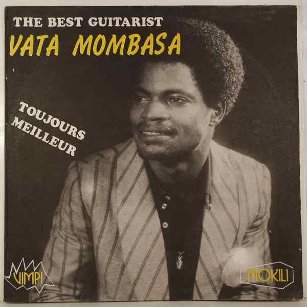 VATA MOMBASA - Toujours meilleur - LP