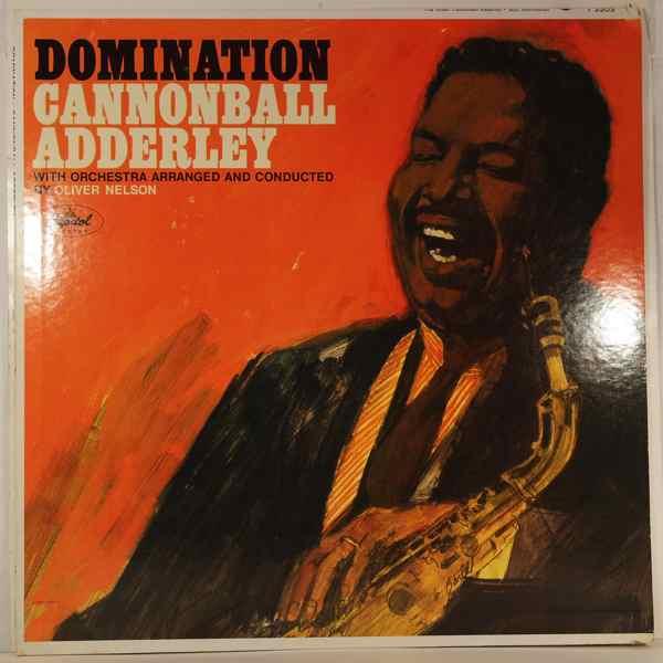 CANNONBALL ADDERLEY - Domination - LP