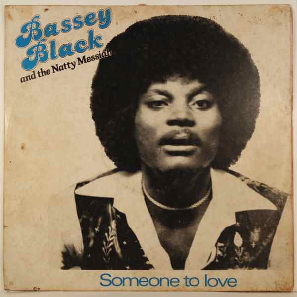 BASSEY BLACK - Someone to love - 33T