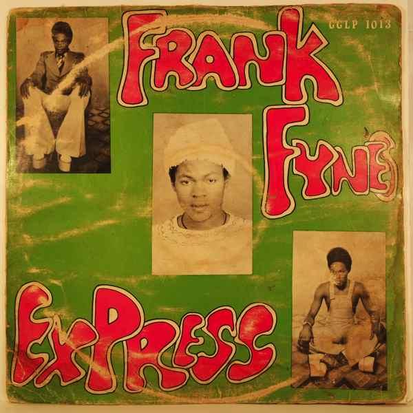 FRANK FYNE'S EXPRESS - Same - LP