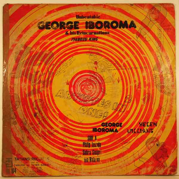 GEORGE IBOROMA & HIS REINCARNATIONS - Same - 33T