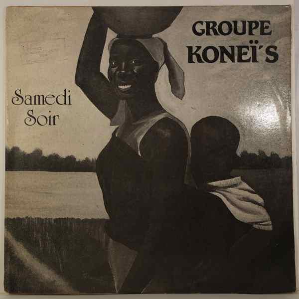 GROUPE KONEI'S - Samedi soir - LP