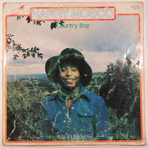 HARRY MOSCO - Country boy / Mr Funkees - 33T