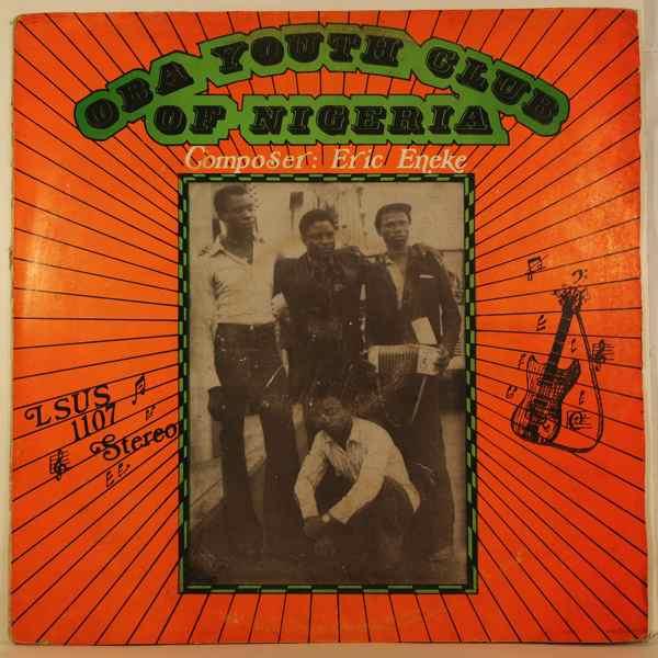 OBA YOUTH CLUB OF NIGERIA - Same - LP