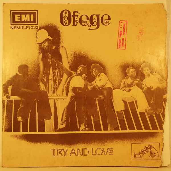 OFEGE - Try and love - 33T