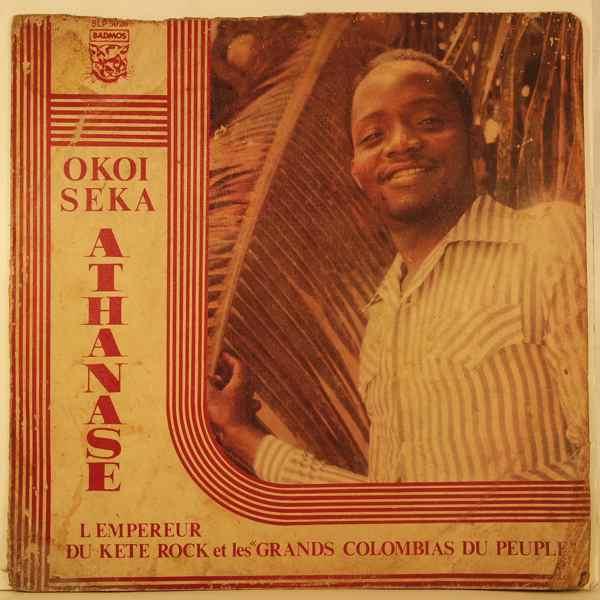 OKOI SEKA ATHANASE - L'empereur du kete rock - LP