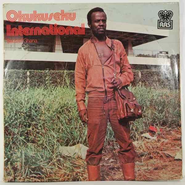 OKUKUSEKU INTERNATIONAL BAND OF GHANA - Same - LP