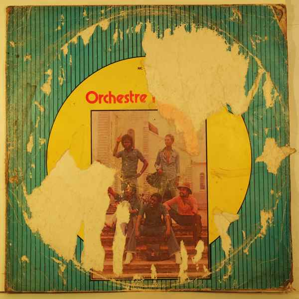 ORCHESTRE MALEMBE - Same - LP