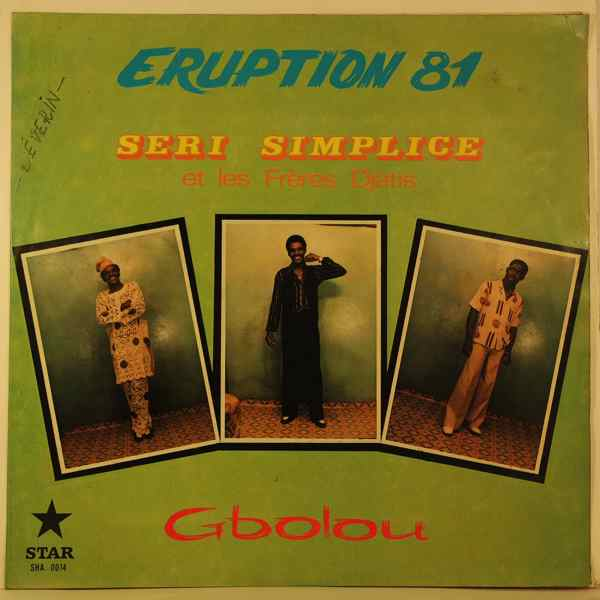 SERY SIMPLICE - Eruption 81 - 33T
