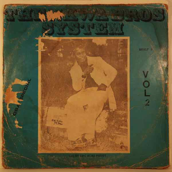 THE NKWA BROTHERS SYSTEM - Oba Special Vol. 2 - LP