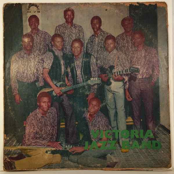 VICTORIA JAZZ BAND - Same - LP