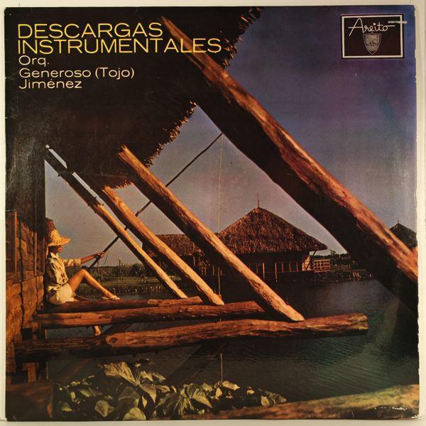ORQ. GENEROSO (TOJO) JIMENEZ - Descargas Instrumentales - LP